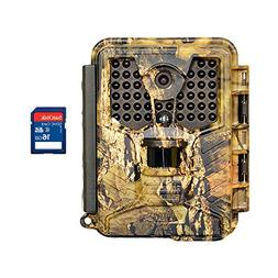 Covert Ice 8 MP Infrared Video & Audio Game Hunting Camera +