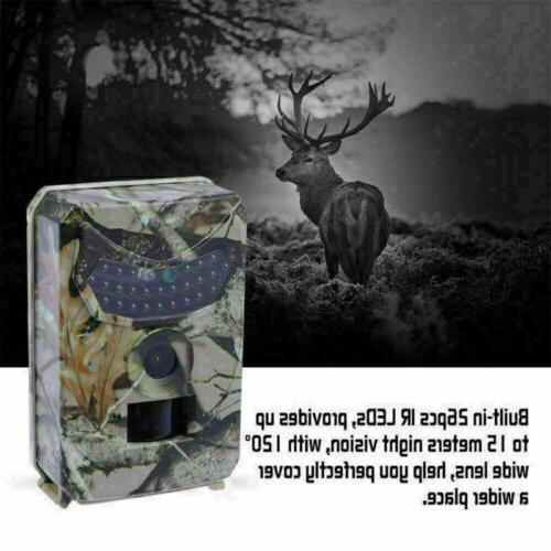 1080P Trail Camera Scouting Vision