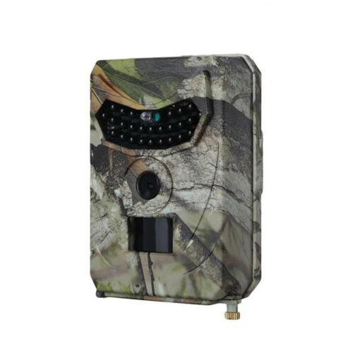 1080P 12MP Trail Wildlife Scouting Night Vision