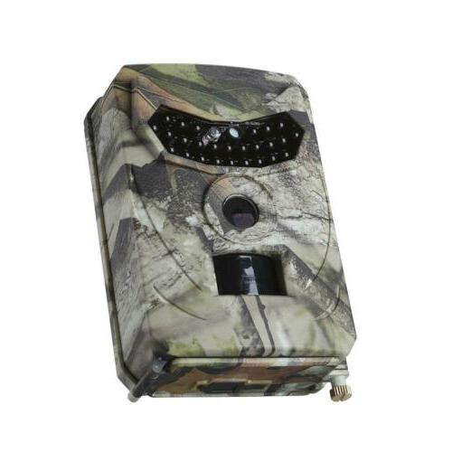 1080P 12MP Hunting Trail Camera Video Scouting Infrared