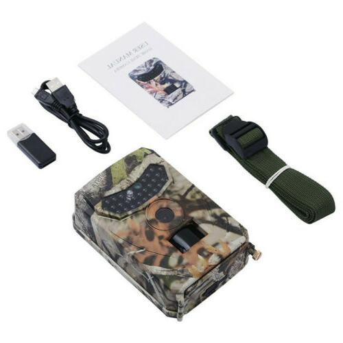 1080P Hunting Scouting Night Vision