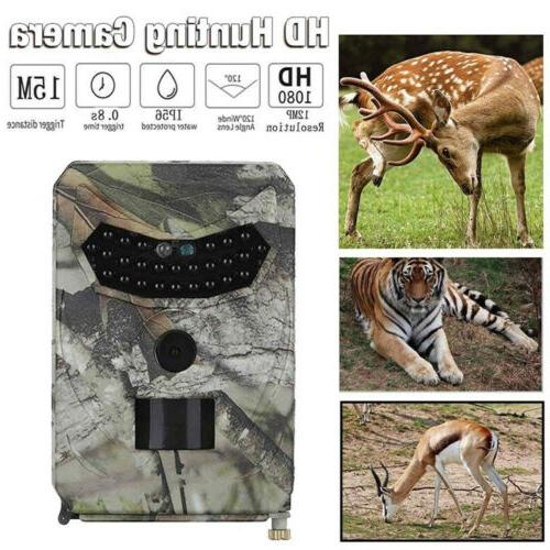 1080P Trail Camera Outdoor Scouting