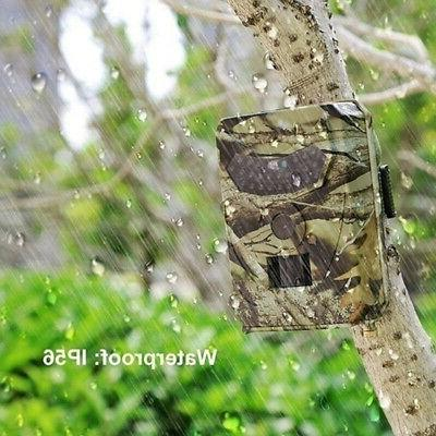 12MP 1080P Hunting Game Camera Outdoor Wildlife Scouting E3C3