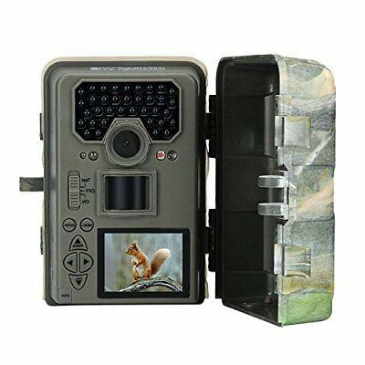 2PACK 12MP Stealth Cam and Wildlife Night Vision BA