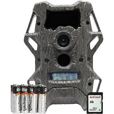 Wildgame Innovations Cloak Pro 12 Invisible Flash with Batte