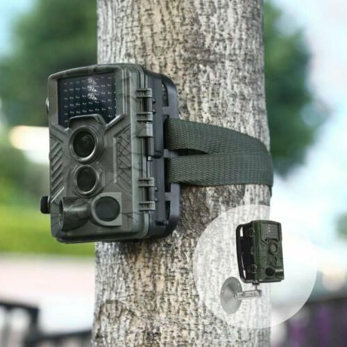 16MP Trail Waterproof with IR Night Vision