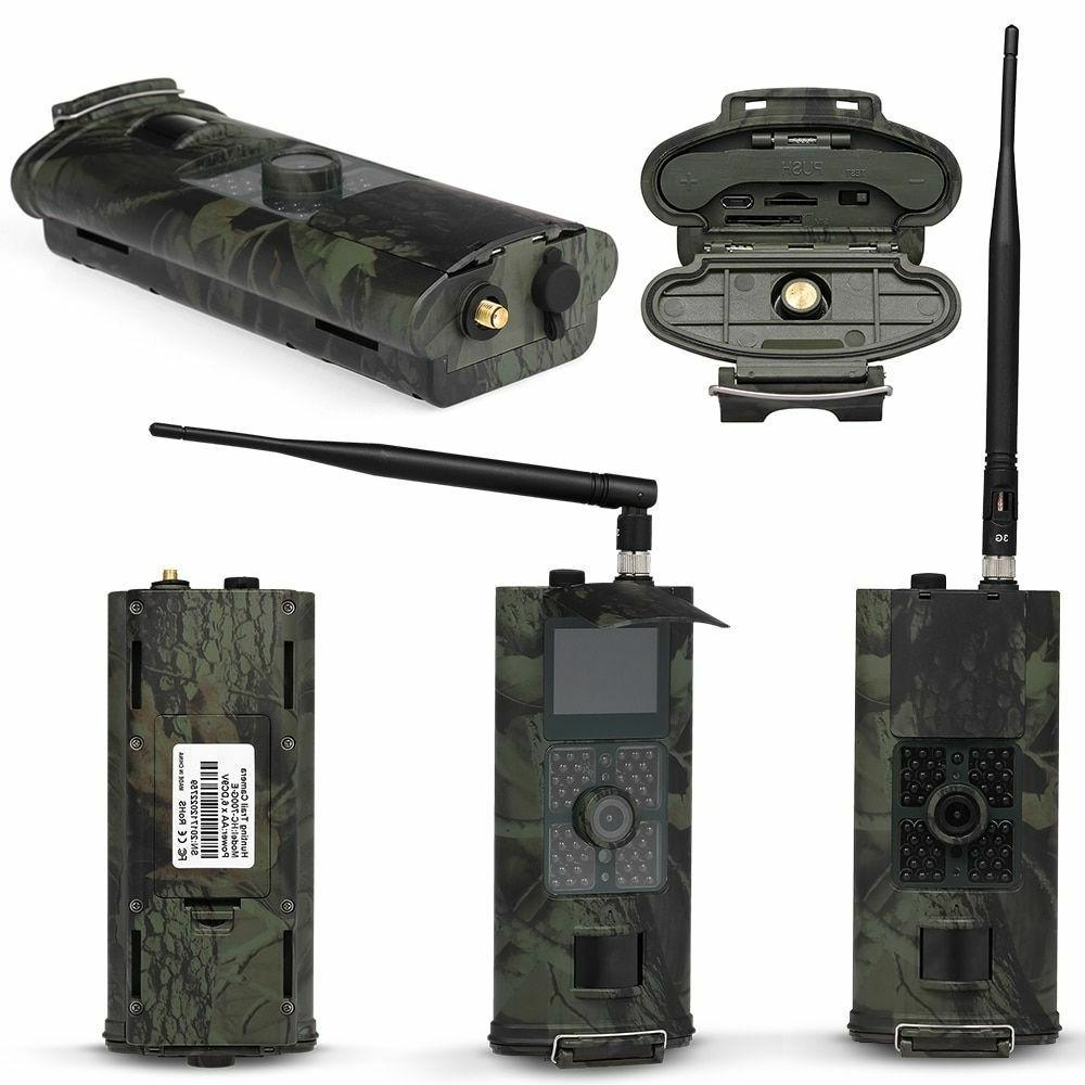 16mp Hunting Hc-700g/hc-700m Trail Infrared Vision