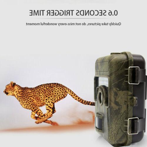16MP Trail IP66 Waterproof Outdoor with Night Vision