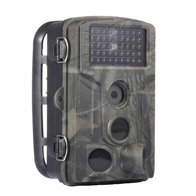 Infrared Trail Camera HC802A LEDs Wireless Detection