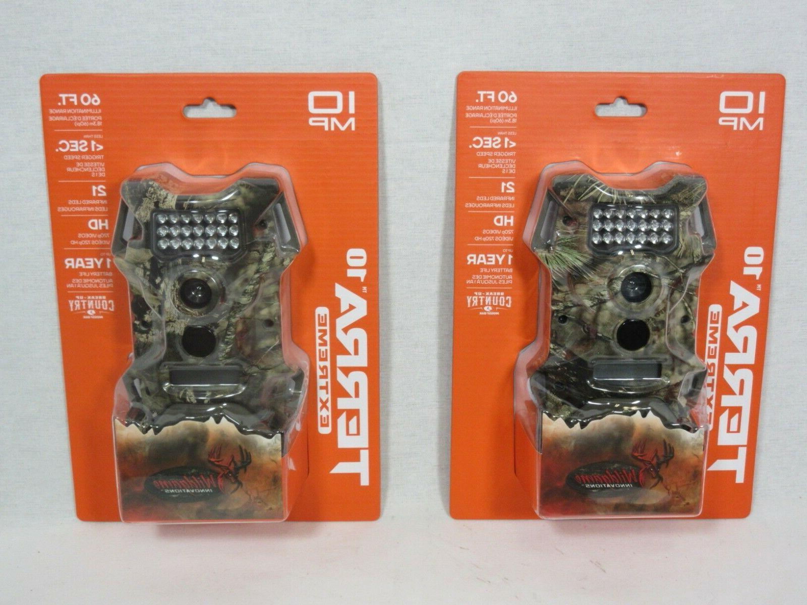 2 pack of terra 10 extreme trail