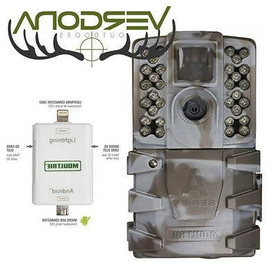 New 2017 Moultrie A-35 Infrared MP Game Trail 2 Warr Dealer