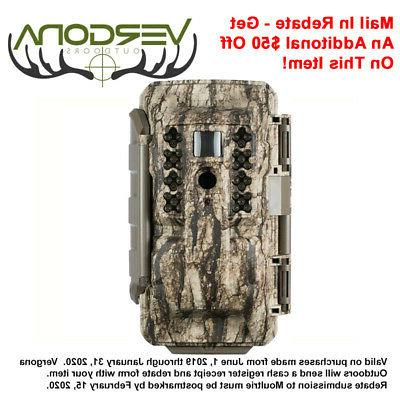 New Moultrie Mobile Cellular Verizon 4G Integrated Game Trai