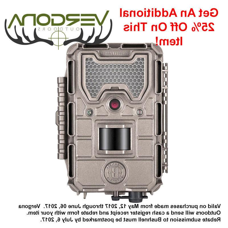 New 2017 Trophy Cam MP Low Camera 119874C