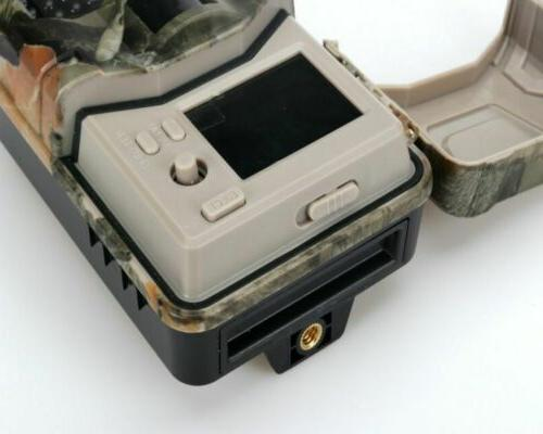 20MP Trail Camera Field Detection