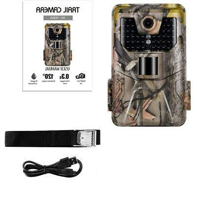 20MP Hunting Trail Camera Trap HC900A Infared