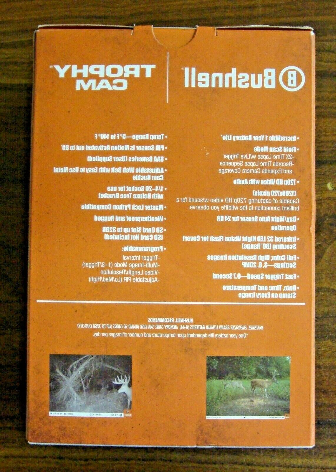Bushnell Trail Trophy Can Free