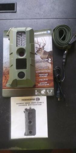 Bresser 5MP Day / Night / 24H Game Trail Camera, Green new o