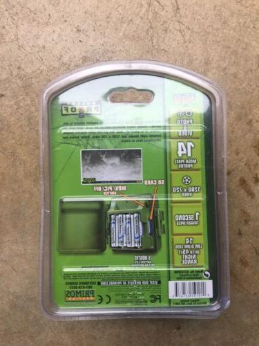 Primos Proof - 14MP Trail Camera - New Sealed