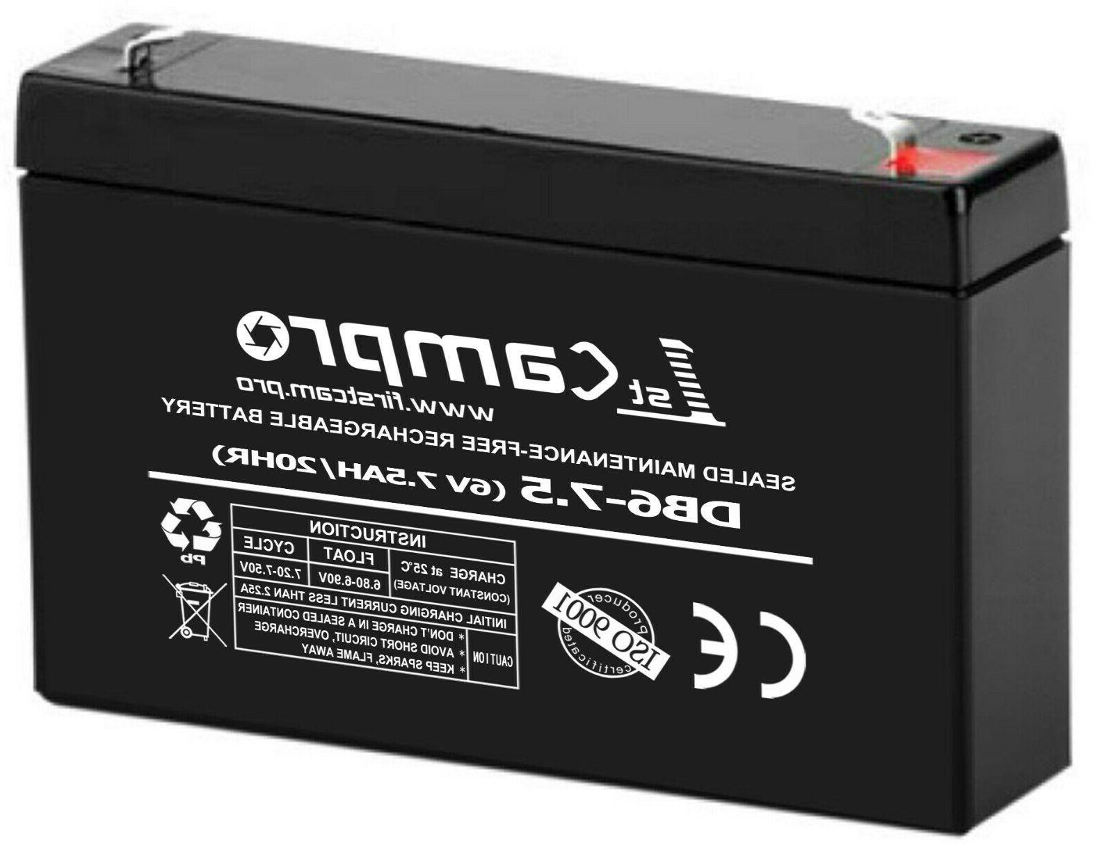 1stCamPro Battery, Charger, Trail