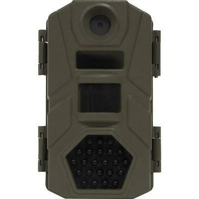 Tasco 8MP Infrared Trail Game Camera Low Glow Outdoor Video