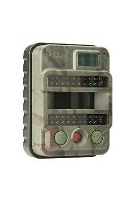 8mp trail camera with free ground blind