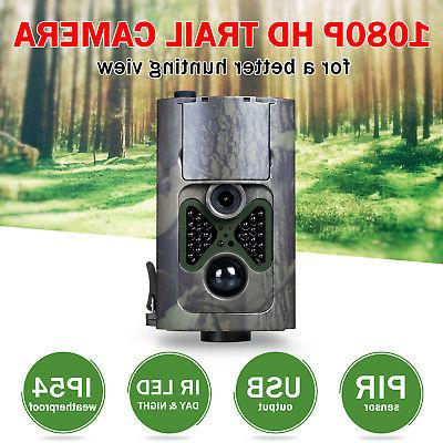 ANNKE 1080P 12MP Hunting Trail Camera Outdoor IP67 Wireless