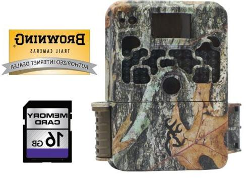 Browning Strike Force HD 850 16MP Infrared Trail Camera Vide