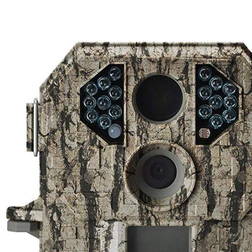 Stealth Cam 7 Compact Camera Batteries and Camouflage
