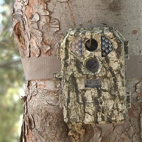 Stealth Cam Compact Batteries and Camouflage