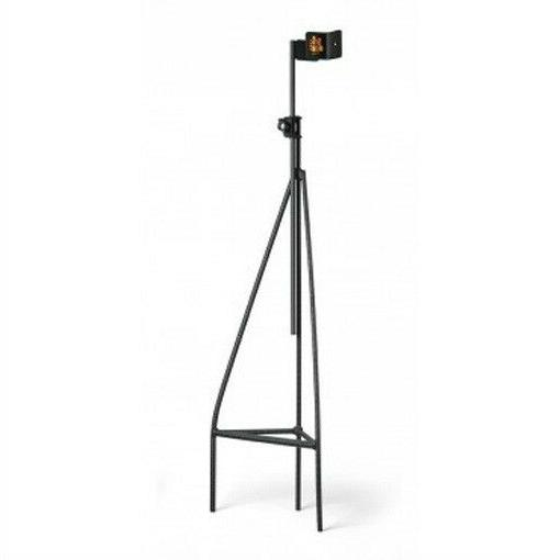 Stic-N-Pic Trail Camera Stand, Black