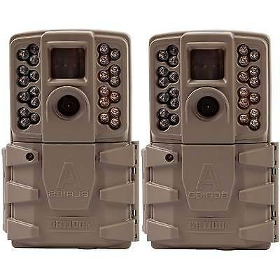 Moultrie A-30 12MP 60' HD Video Low Glow Infrared Game Trail