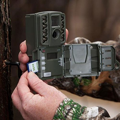 Moultrie Glow Infrared Trail Camera + Memory