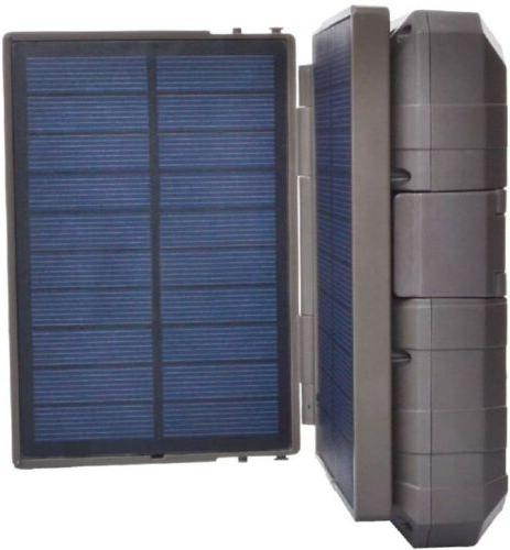 Trail Camera Solar Power Source Battery Solar Panel Charger