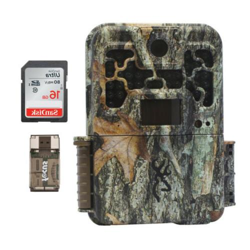Browning Recon Force Advantage 20MP Trail Camera with 16GB C