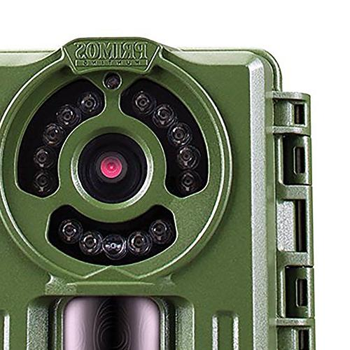 Primos 2 8MP Glo HD Scouting Game Camera,