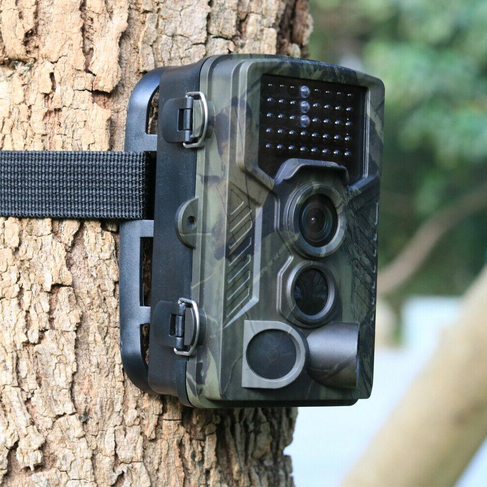 cam 16mp 1080p trail camera wildlife scouting