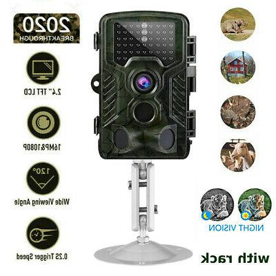 game and trail hunting camera 16mp 1080p
