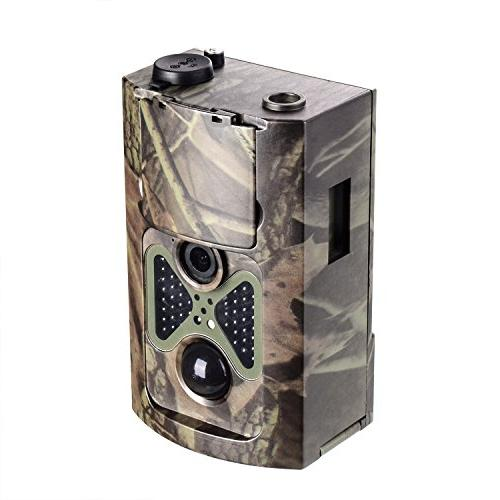 ANNKE Game Trail Camera LEDs Infrared PIR Vision Outdoor IP54