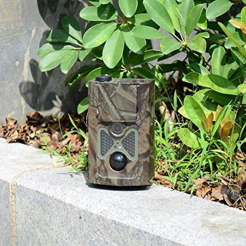 ANNKE 1080P and Wildlife Hunting Camera, Security with IR Infrared Night Vision