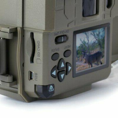 Stealth GXW 1080p iOS Android Trail Camera,