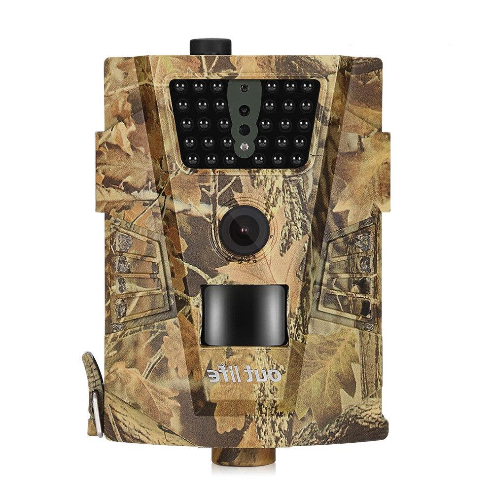 Outlife <font><b>Camera</b></font> Infrared 850nm Hunting Traps Wildlife Vision Animal Photo Traps