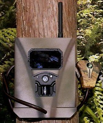 hd trail camera security lock box gocam