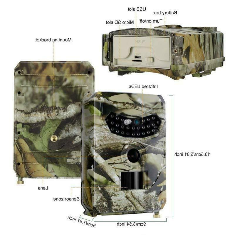 Hunting Camera Trap Vision Camera Scout Hunter