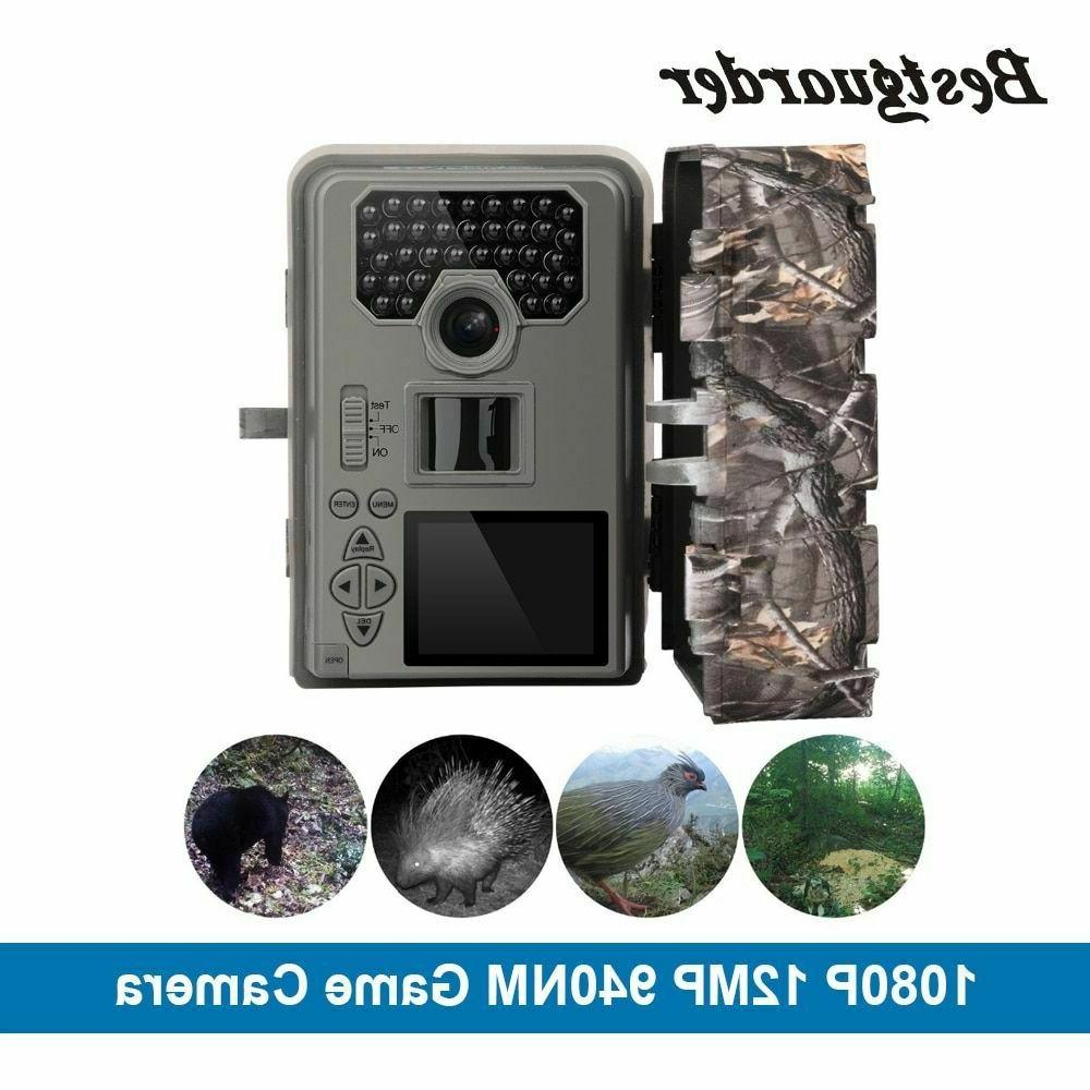 Hunting Camera LCD Infrared Motion Detection Night Vision Tr