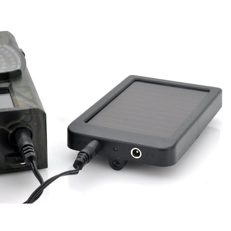 Hunting Solar Panel Charger Power <font><b>Trail</b></font> Cam HC500G