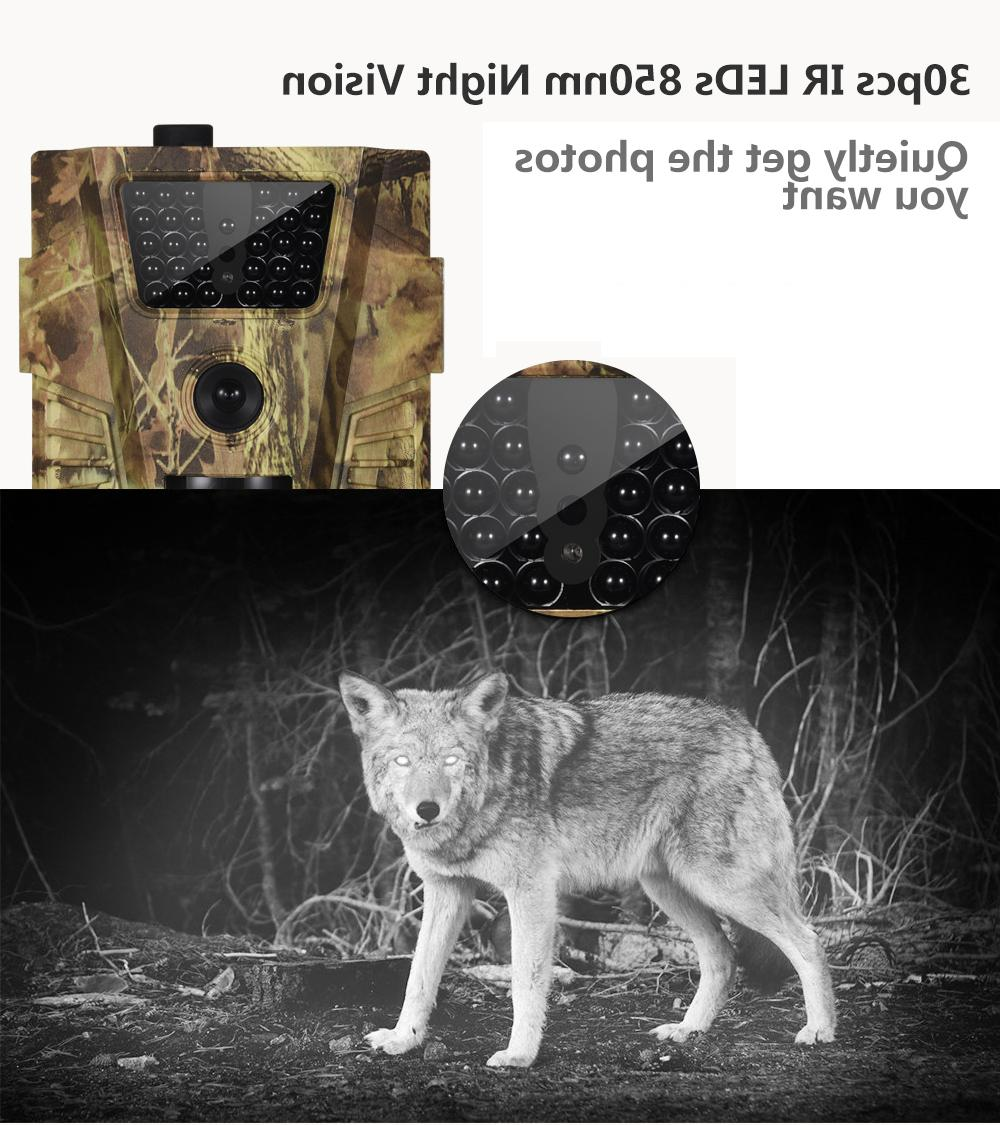 Hunting Game Outdoor Camera IR 1080P