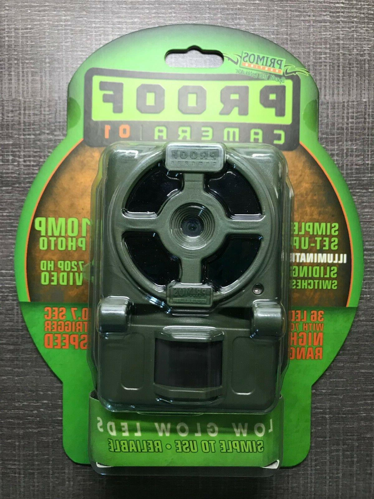 hunting proof cam 10 mp trail camera