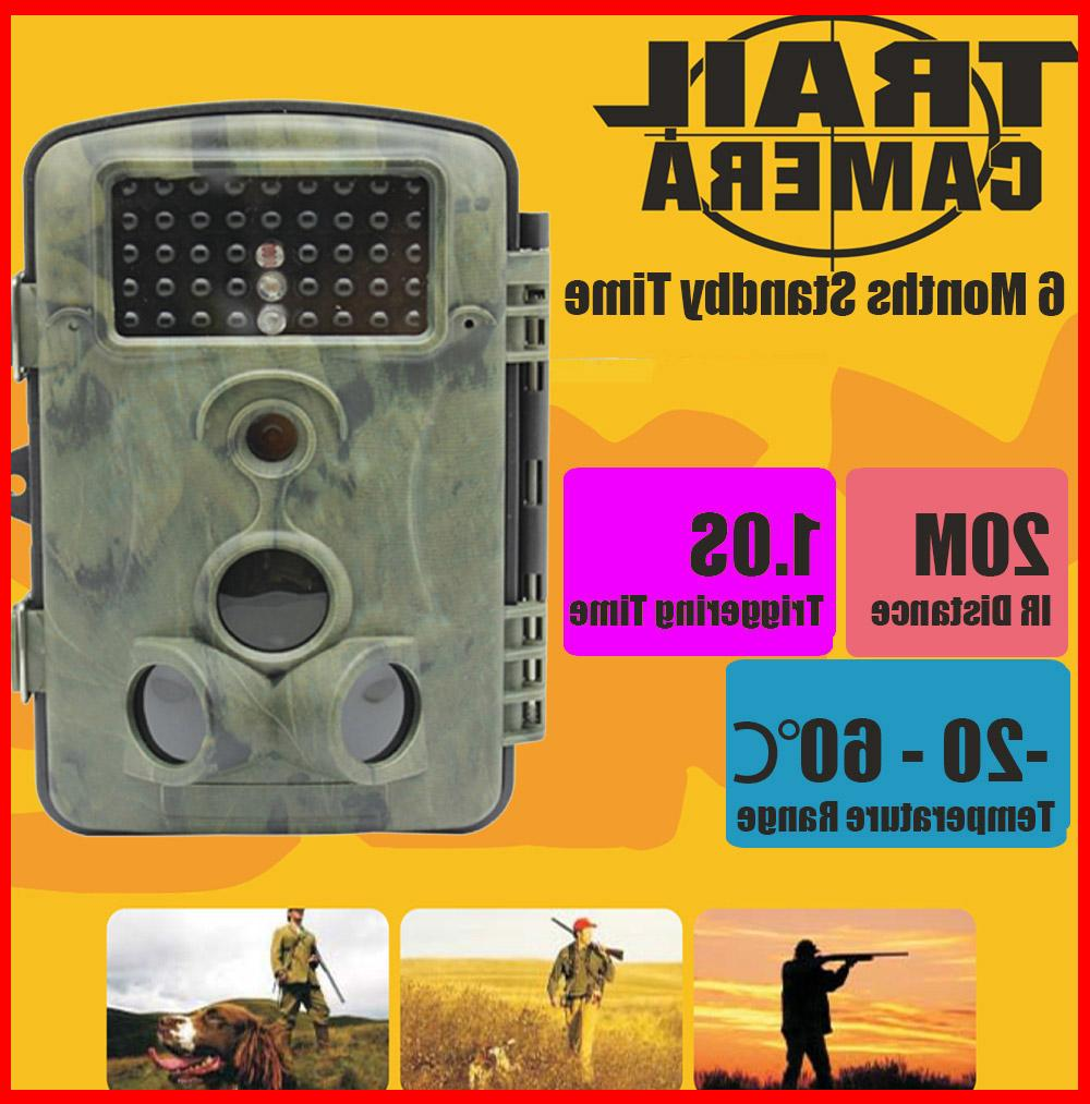hunting trail camera security and outdoor 42pc