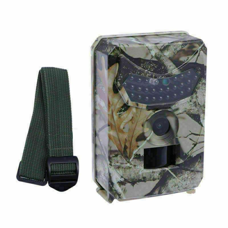 Infrared Night HD 1080P 12MP Trail Camera Cam