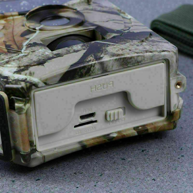 Infrared Night HD 1080P Trail Camera Cam